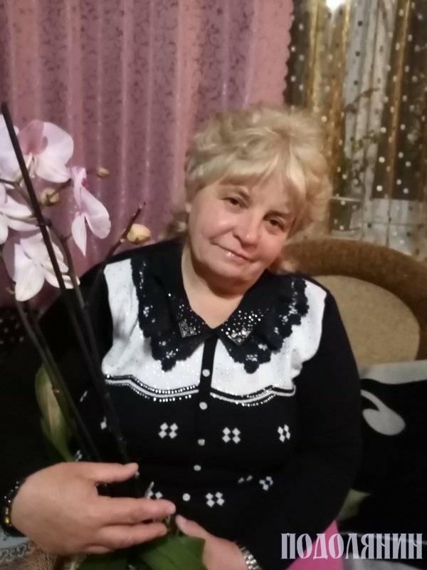 Ірина Воронюк