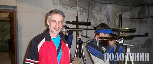 Олександр Коваль. Фото з архіву «Подолянина», 2012 р.
