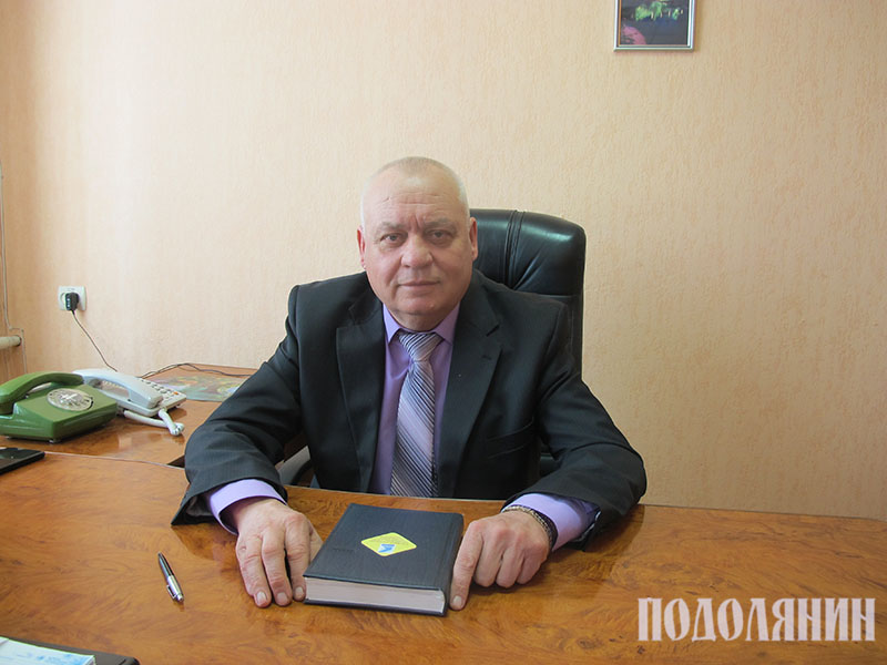 Борис ЧОРНИЙ