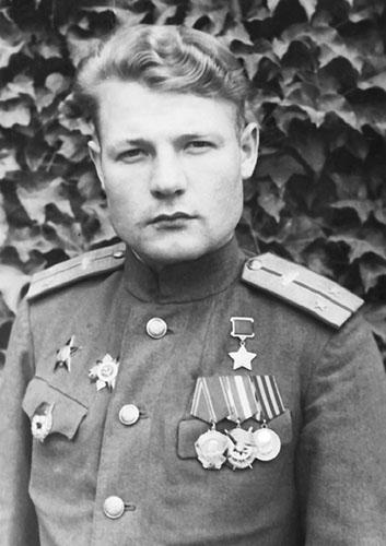 Михайло Радугін