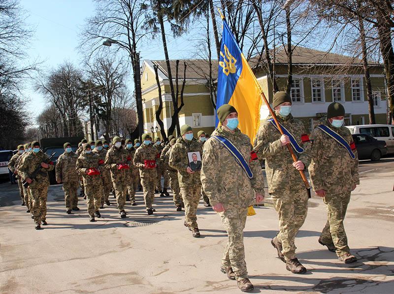 Фото зі сторінки у фейсбуку Командування Сил підтримки ЗСУ