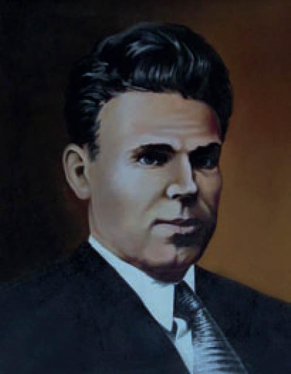 Георгій Волков - директор Запорізького державного педагогічного інституту з 1934 року