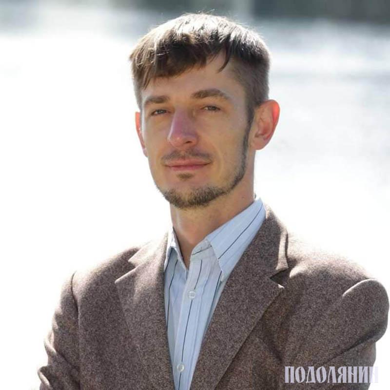 Володимир Волошин