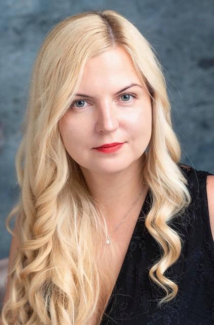 Вікторія Ігорівна ІЛЬЧИШЕНА