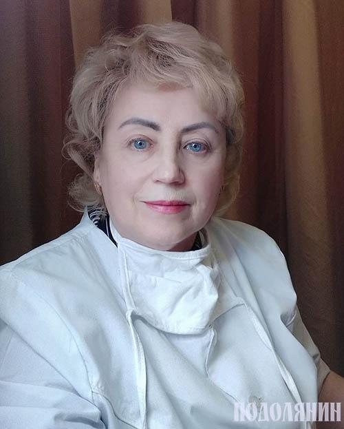 Людмила Іванова