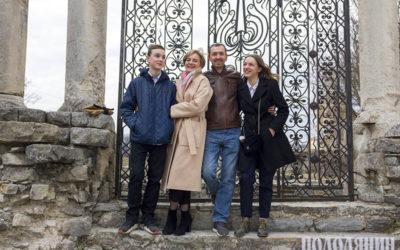 Родина Бурлаків