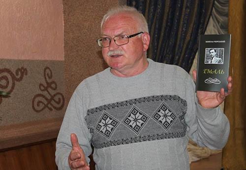 Василь Горбатюк у «Славутинці»