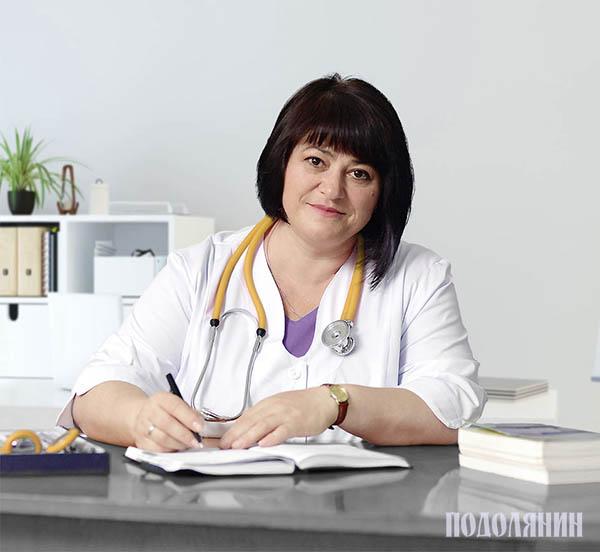 Лілія Масловська