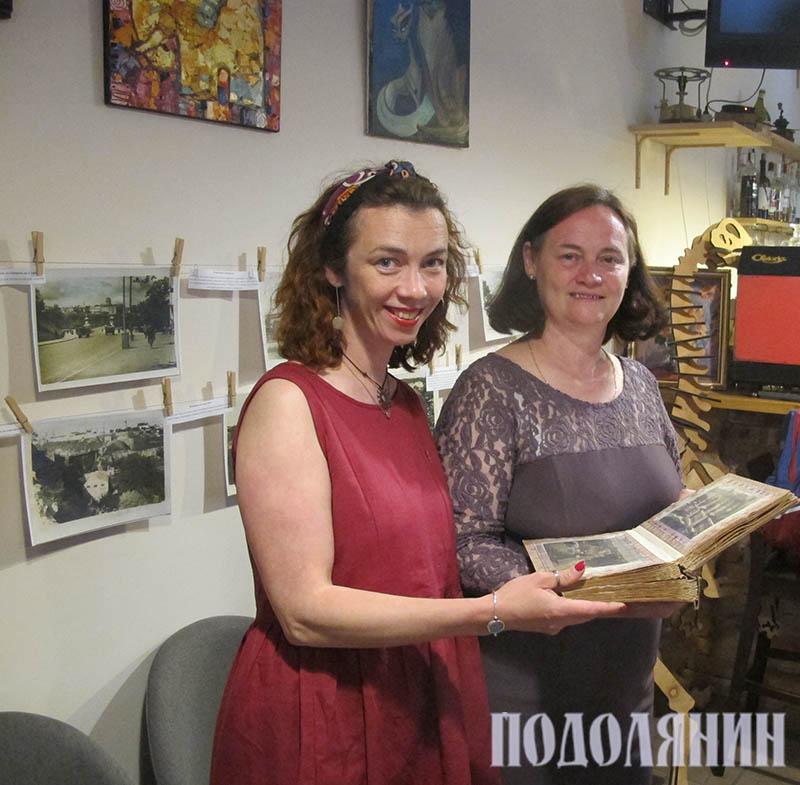 Льоля Філімонова та Наталія Законова