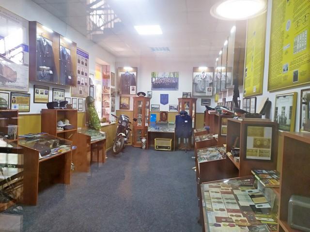 Музей історії органів внутрішніх справ