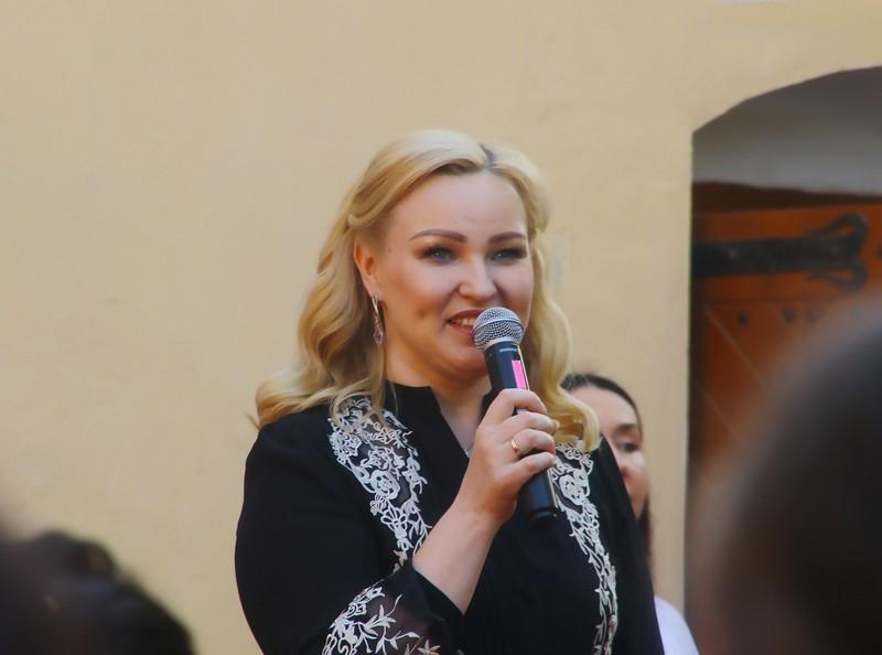 Олена Лютаревич-Марченко. Фото Iрини Пустиннікової