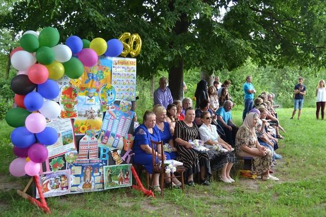 На свято завітали педагоги-ветерани