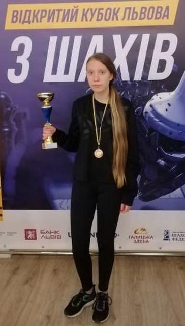 Дарина Бондар