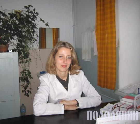 Антоніна Вегерук