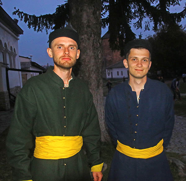 Левко Квятковський, Богдан Звоник