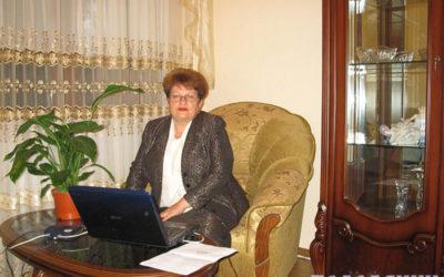 Зінаїда Носкова
